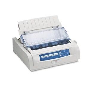 Okidata Microline 420N 9-Pin Impact Dot-Matrix Printer