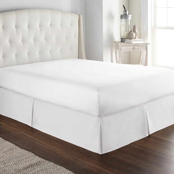 HC Collection 1800 Platinum Series Bed Skirt 14inch Drop