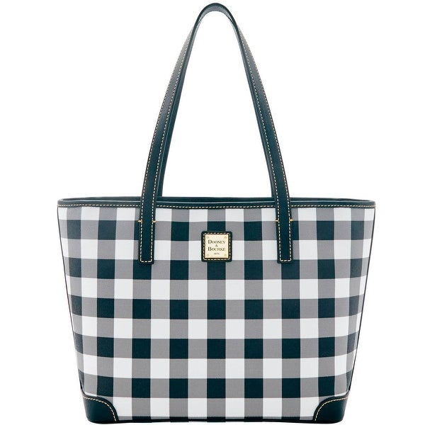 Dooney & Bourke Tucker Charleston Shopper (Introduced by Dooney & Bourke at $228 in Jul 2016) - Black