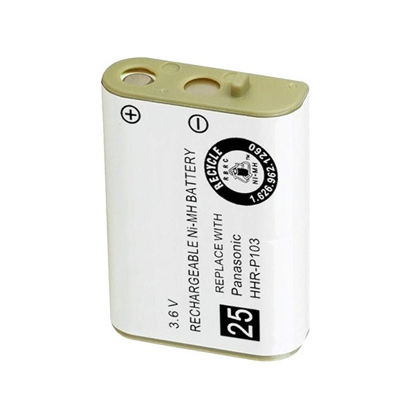 Replacement For AT&T 249 Cordless Phone Battery (700mAh, 3.6V, Ni-MH)