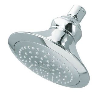 "Kohler K-16166-AK 5-1/2"" Single Function Shower Head from the Revival Collection"