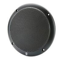 "PolyPlanar 6"" 2-Way Coax-Integral Grill Marine Speaker, Pair"