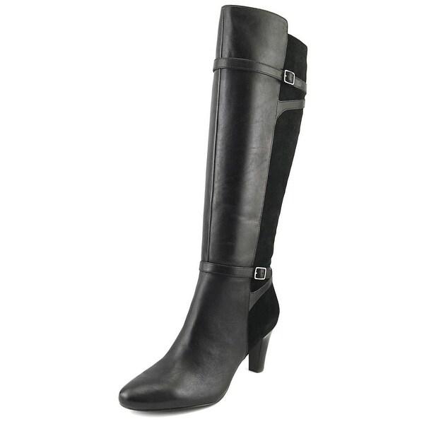 Lauren Ralph Lauren Sabeen Women Black Boots