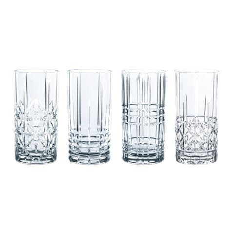 Riedel Nachtmann Highland Longdrink Glasses (Set of 4)