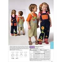 T1-T2-T3-T4 - Toddlers' Overalls