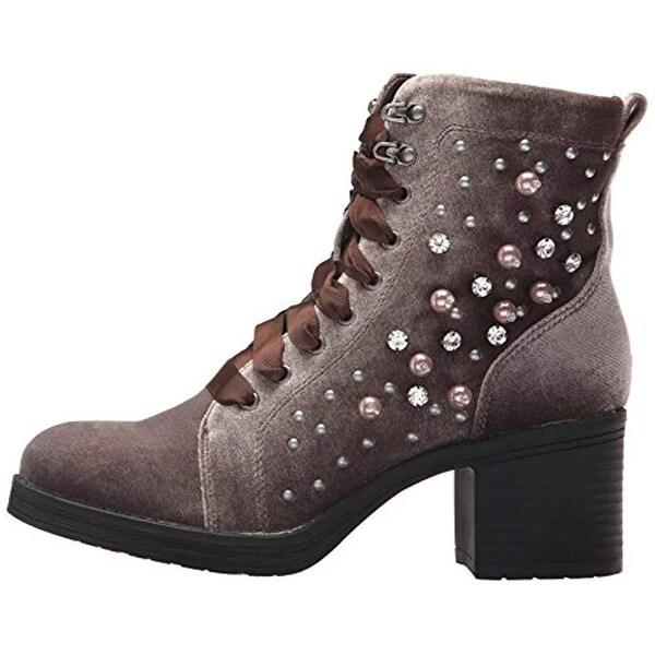 8a8b9ec5a2b Shop Madden Girl Womens Veera Closed Toe Ankle Combat Boots - Free ...