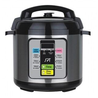 SUNPENTOWN EPC-11A 6.5-Quart Electric Pressure Cooker