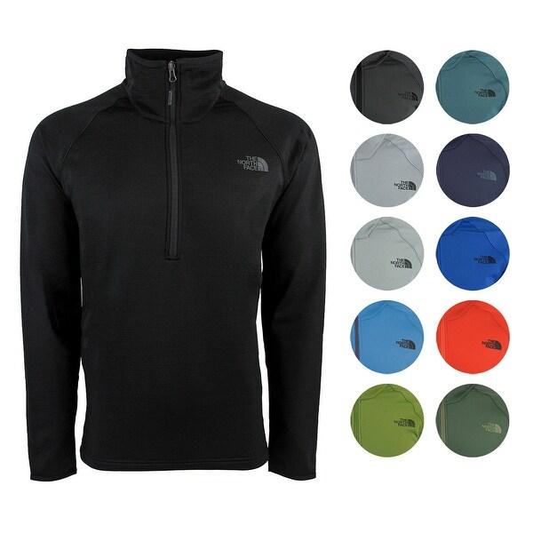 488258a3c The North Face Men's Borod 1/4 Zip Jacket