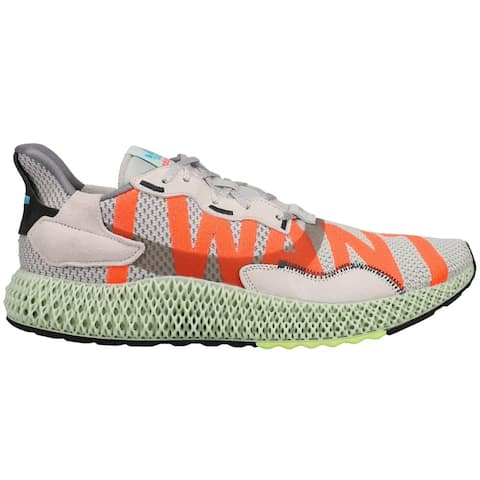 adidas Zx 4000 4D Lace Up Mens Sneakers Shoes Casual - Green