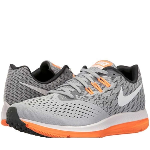 5d41facb4094 Shop Nike Mens Nike Zoom Winflo 4 Mens Low Top Lace Up Trail Running ...