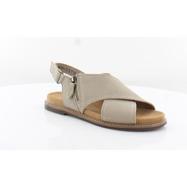 1f1bc88deba Shop Clarks Corsio Calm Women s Sandals Sand - 6.5 - Free Shipping ...