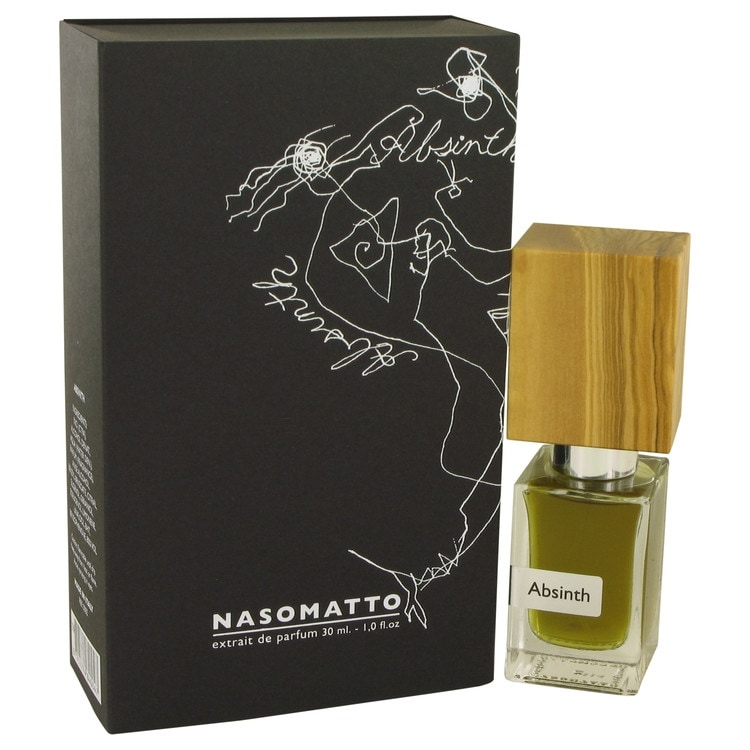 Nasomatto Absinth by Nasomatto Extrait De Parfum (Pure Perfume) 1 oz For Women (Up To 1 Oz.)
