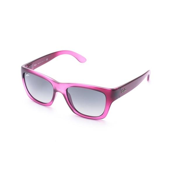 Ray-Ban Square Sunglasses Purple - Small