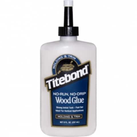 Titebond 2403 No-Run No-Drip Molding & Trim Glue, 8 Oz