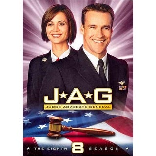 JAG: The Eighth Season - DVD