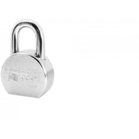 "American Lock A700 Ball Bearing Locking Steel Padlock, 2-1/2"""