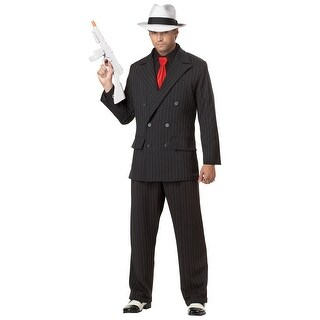 Mens Mob Boss Costume