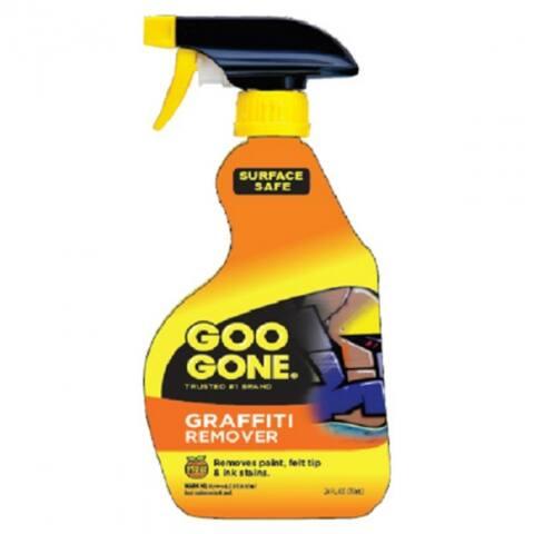 Goo Gone 2132 Surface Safe Graffiti Remover, 24 Oz