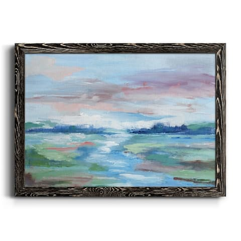 Field of Dreams-Premium Framed Canvas - Ready to Hang