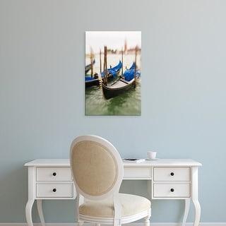 Easy Art Prints Terry Eggers's 'Gondola' Premium Canvas Art