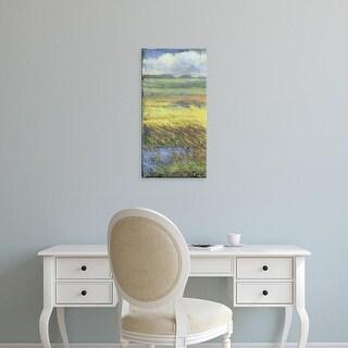 Easy Art Prints H. Thomas's 'Shimmering Marsh I' Premium Canvas Art