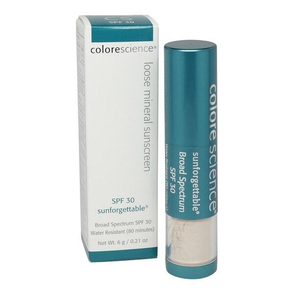 Colorescience Pro Sunforgettable SPF 30 Brush- Fair 0.21 Oz