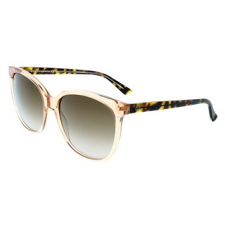 Gucci GG3751/S 17Y Rust Crystal Round Sunglasses