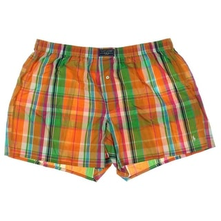 Polo Ralph Lauren Mens Cotton Striped Boxers