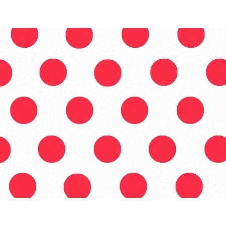 White /& Metallic Pink Polka Dot Tissue Paper for Gift Bags 20x30 Sheets Free Shipping!