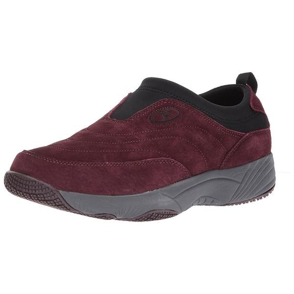 Propét Women's Wash N Wear Slip on LL Walking Shoe