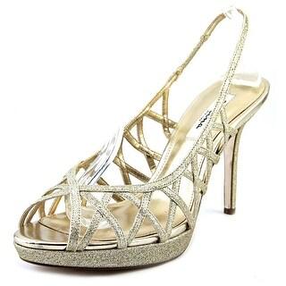 Nina Fantina Open Toe Leather Sandals