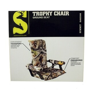 Summit treestands su82098 summit treestands su82098 folding trophy chair
