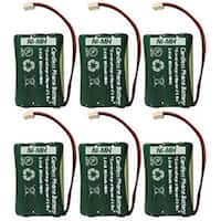 Replacement Battery 27910 (6 Pack) For AT&T, GE/RCA And VTech Cordless Phones