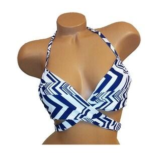 Victoria's Secret 1PC Bikini Top The Wrap Halter