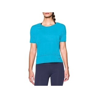 Under Armour Womens Pullover Top Training Loose Fit