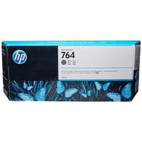 HP 764 300-ml Gray DesignJet Ink Cartridge (C1Q18A) (Single Pack)