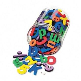 Chenille Kraft Wonderfoam Magnetic Alphabet Letters Assorted Colors