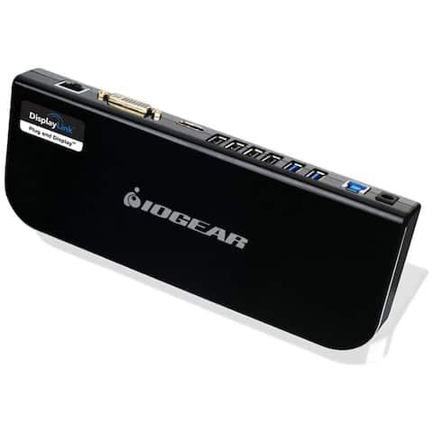IOGEAR UX5219B IOGEAR USB 3.0 Universal Docking Station (GUD300)