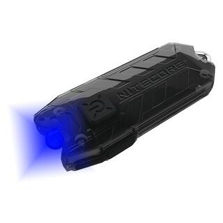 NITECORE TUBE Blue LED USB Rechargeable LED Keychain Light