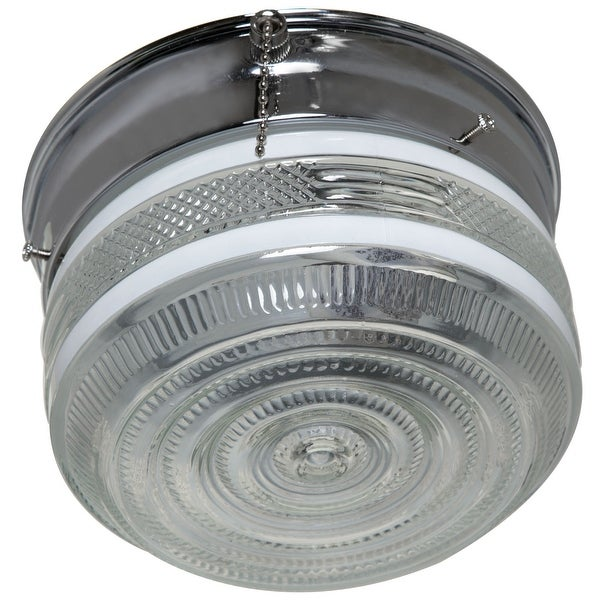 Boston Harbor F13CH01SW-6859CL3 Ceiling Light Fixtures, Polished Chorme