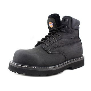 Dickies breaker Men Steel Toe Synthetic Black Work Boot