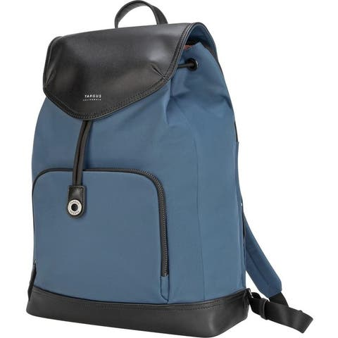 Targus tsb96403gl newport 15 drawstring blue bp