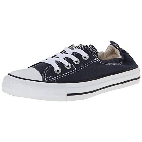 Shop Converse Chuck Taylor All Star Shoreline Athletic Navy Lace-Up Sneaker  - 8 B(M) Us - Free Shipping Today - Overstock.com - 25632857 556762d2f