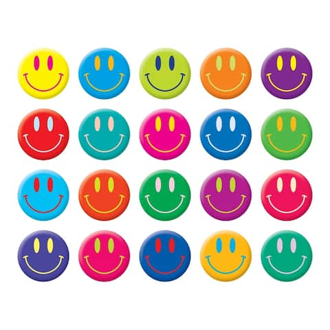 Scholastic smiley faces stickers 563169