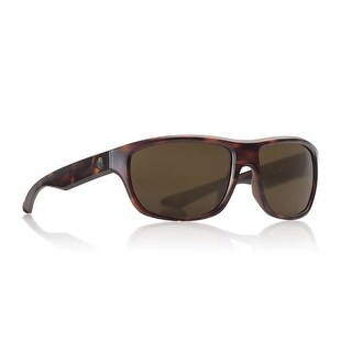 Dragon Alliance Haunt Matte Tortoise Frame with LumaLens Brown Lens Sunglasses