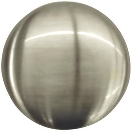 "Amerock 1-1/4"" Satin Nickel Knob"