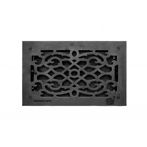 Floor Heat Register Louver Vent Cast 8 x 14 Duct Renovator's Supply