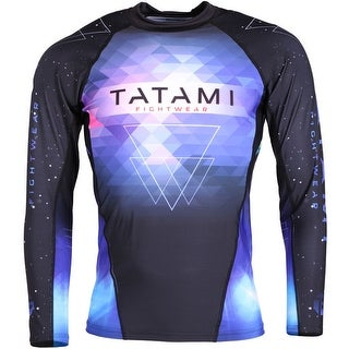 Tatami Fightwear Horizon BJJ Long Sleeve Rashguard