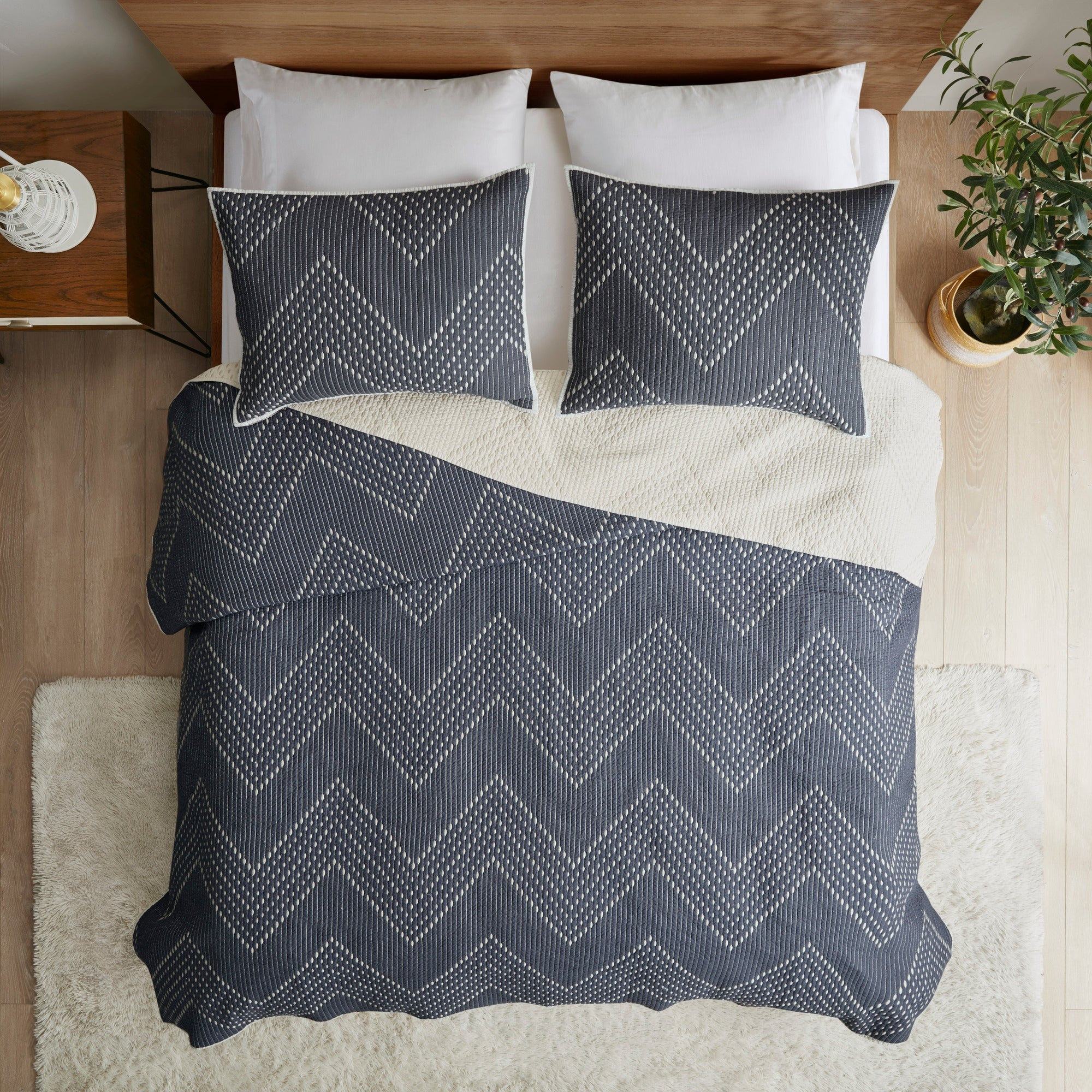 Pomona Cotton Coverlet Set By Ink Ivy On Sale Overstock 10383706