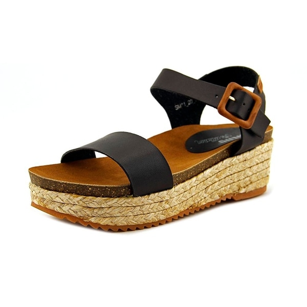 22b3237dcd4 Shop MTNG 52319 Women Black Sandals - Free Shipping On Orders Over ...